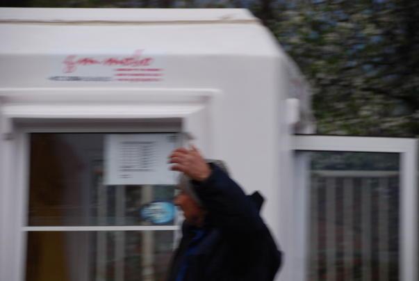 Bodyguarzii infractori ai Primariei Sectorului 1 / 15 aprilie 2011 - 19:40