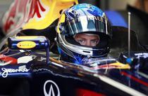 Sebastian Vettel, fara rival
