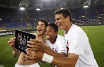 AC Milan, campioana Italiei