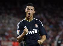 Ronaldo, patru goluri impotriva Sevillei