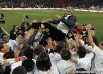 Mircea Lucescu, pentru a cincea oara campion cu Sahtior