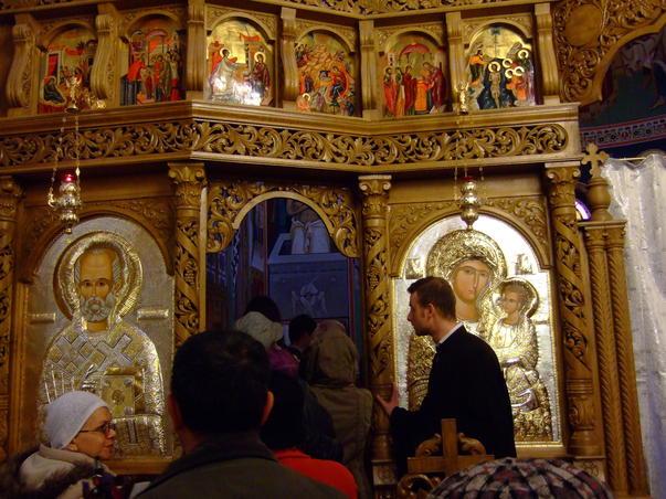 Sfintire biserica vatra Luminoasa