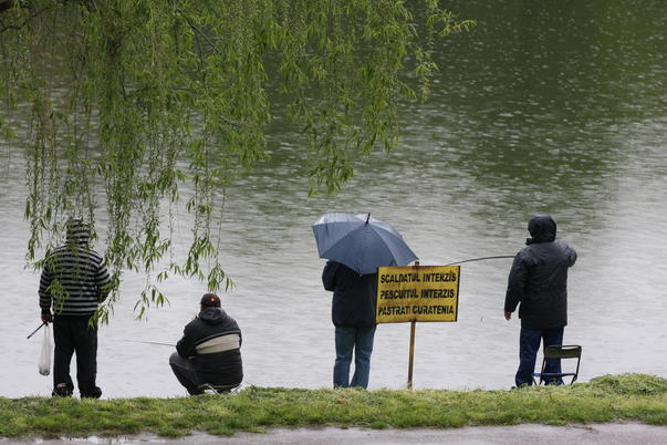 Pescuitul interzis