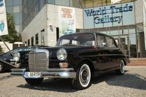 Bucharest Classic Car Show 2010
