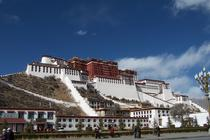 Palatul Potala din Lhasa