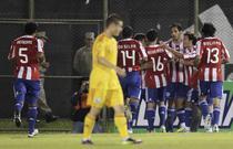 FOTOGALERIE Paraguay vs Romania