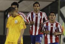 Cu capul plecat dupa amicalul cu Paraguay