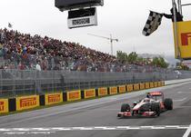 Jenson Button, victorie in Canada