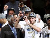 Dallas Mavericks, campioana din NBA