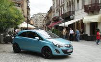 Opel Corsa facelift 2011
