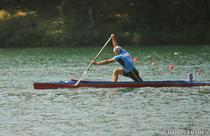 Iosif Chirila, argint in proba de 1.000 metri la Europene