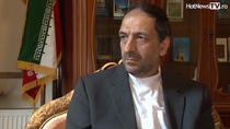 Ambasadorul Iranului, dr.Bahador Aminian Jazi