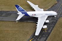 Airbus A380, avariat in timpul Paris Air Show