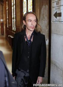 John Galliano la tribunal