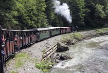 Mocanita-ultimul tren cu aburi