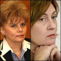 Corina Dumitrescu si Georgiana Iorgulescu