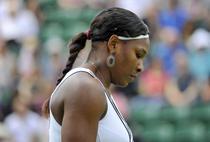 Serena Williams, suparata pe organizatorii de la Wimbledon