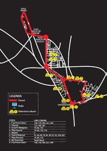 harta RATB (Noaptea Institutelor Culturale)