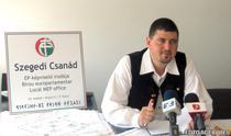Europarlamentarul Szegedi Csanad, Jobbik
