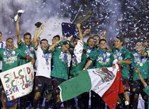 Mexic a cucerit Gold Cup