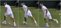 """Un nou moment de magie a lui Federer, in """"optimi"""" cu Iujnii"""