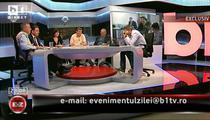 Vanghelie la emisiunea 'EvZ'