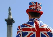 Turist in Londra