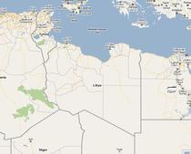 Libia - harta