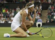 Azarenka, in semifinale la Wimbledon
