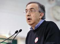 Sergio Marchionne, sef al Fiat si Chrsyler