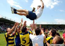 Concordia Chiajna a promovat in Liga 1