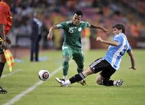 Nigeria - Argentina, amical anchetat de FIFA