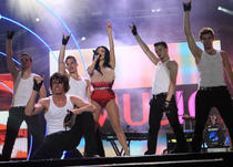 Inna la Balkan Music Awards 2011