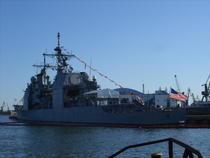 FOTOGALERIE Nava americana USS Monterey