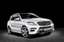 Noul Mercedes-Benz Clasa M