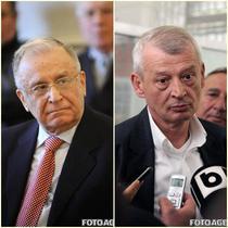 Ion Iliescu si Sorin Oprescu