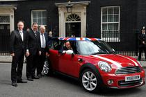 BMW garanteaza 5.000 de locuri de munca la Mini UK