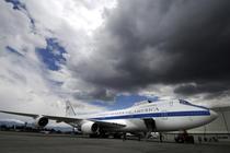 Avionul prezidential american care poate rezista Apocalipsei