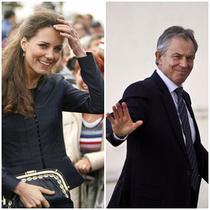 Kate Middleton / Tony Blair