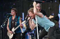 Fotogalerie: Bon Jovi in concert la Bucuresti