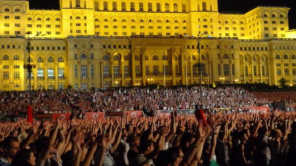 Concert Bon Jovi la Bucuresti (2)