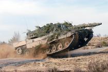 Tanc Leopard 2