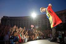 Jon Bon Jovi in Bucuresti
