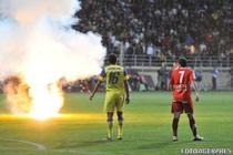 Incidente la Steaua - Dinamo (finala Cupei Romaniei)