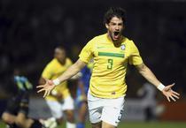 Alexandre Pato, atacantul Braziliei