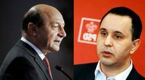 Traian Basescu, Mugurel Surupaceanu