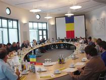 Masa rotunda cu diaspora la Stuttgart