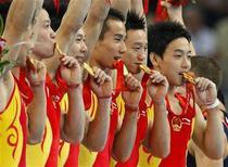 Gimnasti chinezi