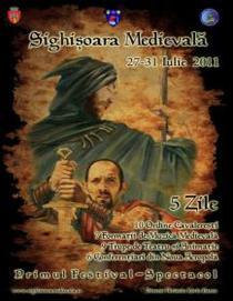 Sighisoara medievala 2011