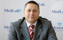 Mihai Marcu, presedinte MedLife